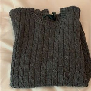 Good condition grey sweater size xs